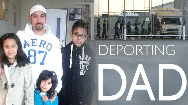 Ramon Mendoza, an undocumented immigrant, is facing - and fighting - deportation