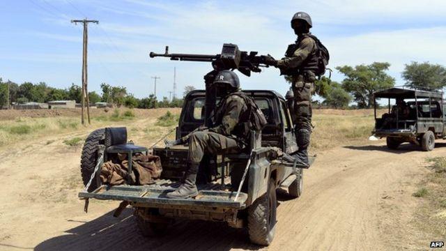 Boko Haram child captives 'forgot names'