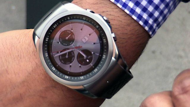 Huawei and LG watches reviewed