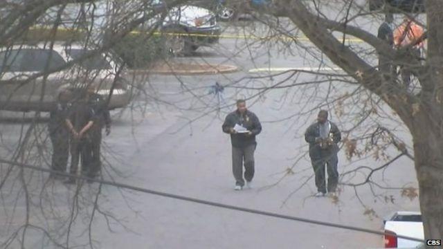 Atlanta police shoot naked and unarmed black man