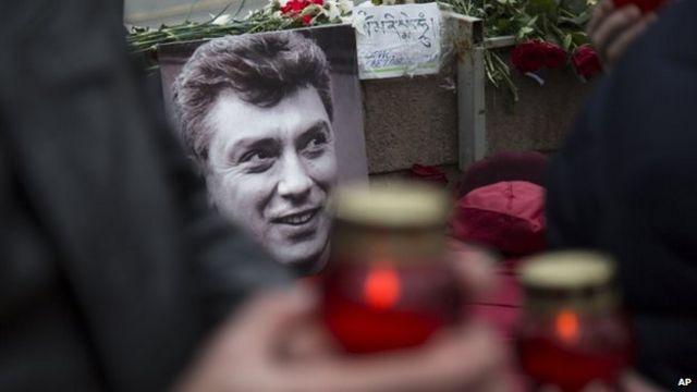 Nemtsov daughter: Putin 'politically' to blame for murder