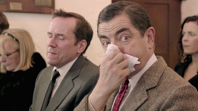 Mr Bean - still from Comic Relief sketch