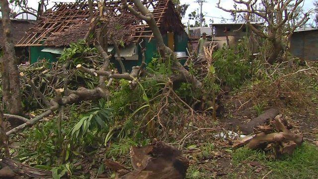 Pango village, outside Port Vila
