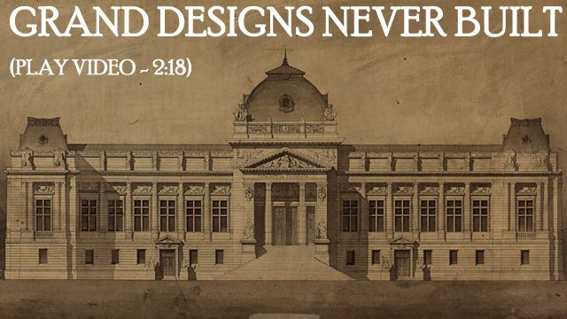 Grand design by Charles Rennie Mackintosh