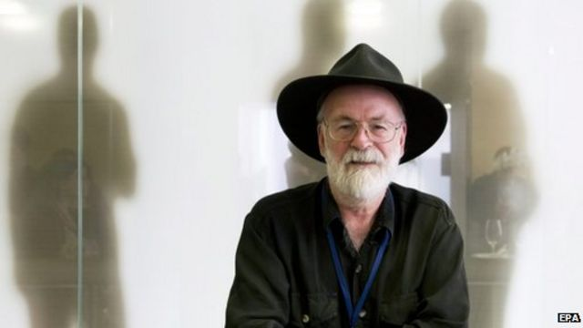 Web servers enrolled in Pratchett tribute