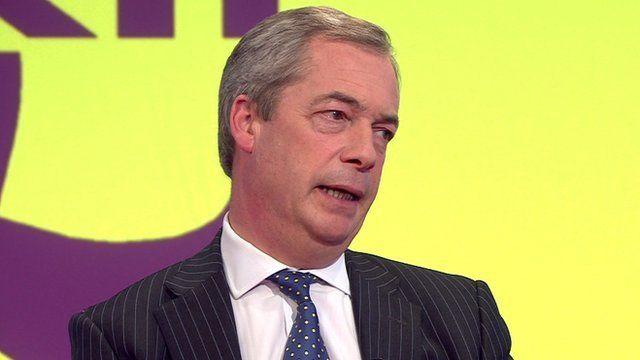 e1fb02d10d81 Nigel Farage on David Coburn s Humza Yousaf  joke  - BBC News