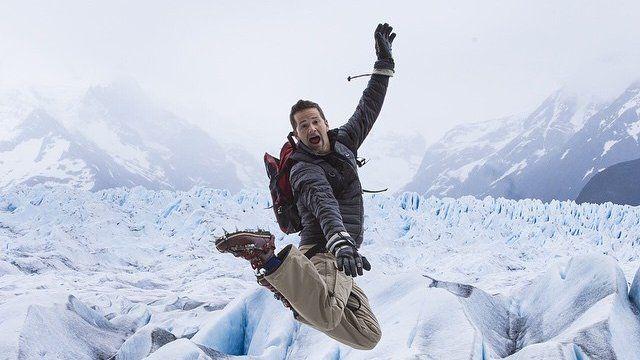 Aaron Schock in Patagonia