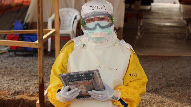'Ebola-proof' tablet device developed