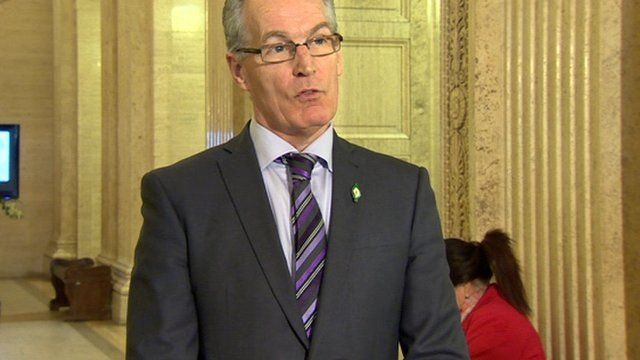 "Sinn Féin's Gerry Kelly said the committee was was ""set up as a political attack on Sinn Féin"""