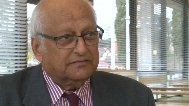 Race equality campaigner Ray Singh says Wales needs more 'inclusiveness'