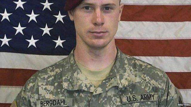 Sgt Bowe Bergdahl