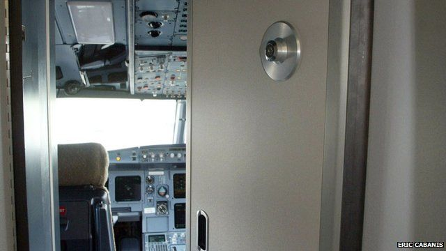 Who, What, Why: How are cockpit doors locked?