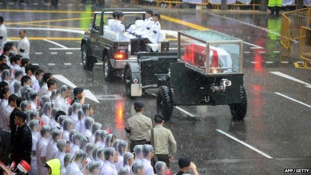 Lee Kuan Yew's greatest legacy is 'organised city'