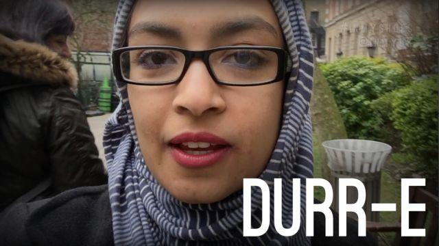 #InMyShoes /BBC Durr-E Maknoon Tariq