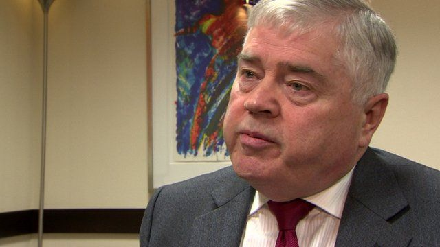 Panel Chair Pat McCartan said the changes will restore some degree of confidence