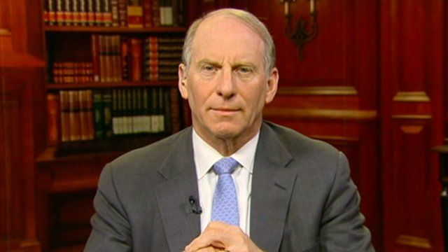 Richard Haass discusses progress made in the Iran nuclear negotiations