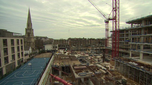 Expectations of Crossrail are reshaping Ealing with more house building, investors and rapidly rising prices.