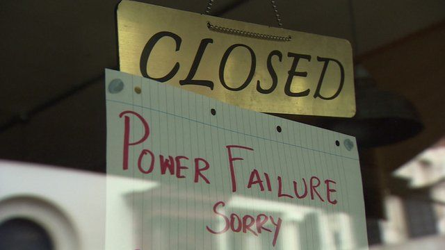 Many small businesses have been forced to close