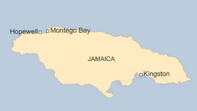 Jamaica probes police 'robber' death by another officer