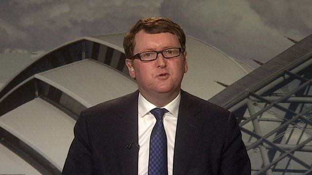 Shadow work and pensions minister Greg McClymont