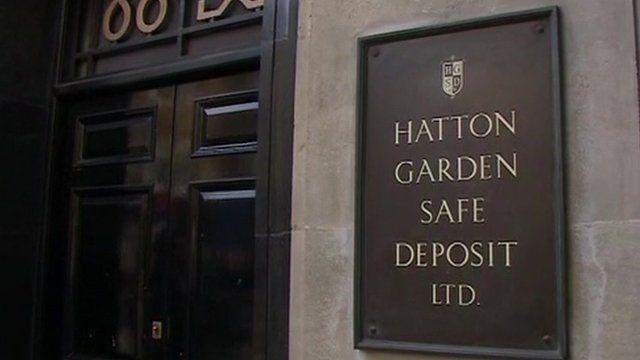 Hatton Garden Safe Deposit
