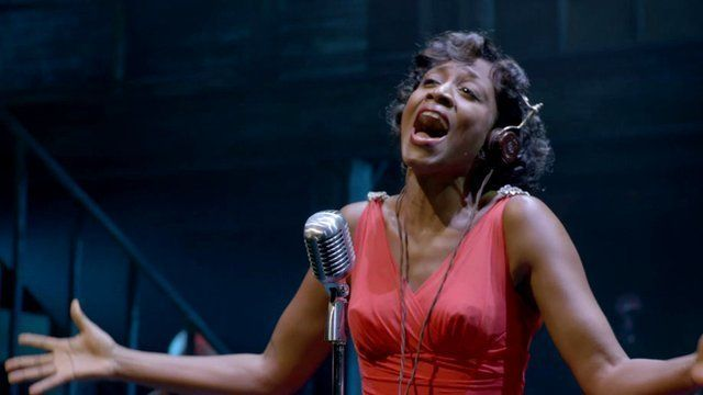 Beverley Knight in Memphis the Musical