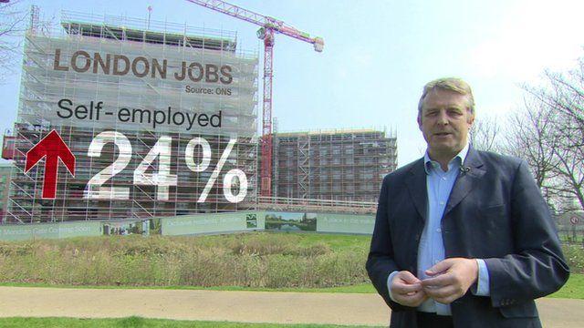 BBC political editor Tim Donovan