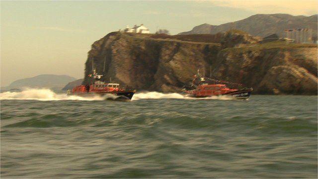 Shannon Lifeboat Buncrana