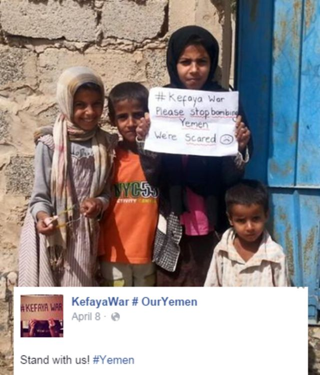 Yemen's home grown anti-war movement