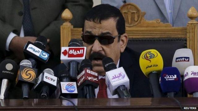 Egypt Islamists get life for Kerdasa church attack