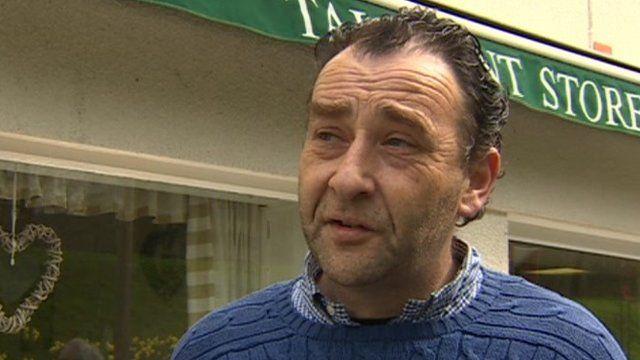 County councillor Liam Fitzpatrick