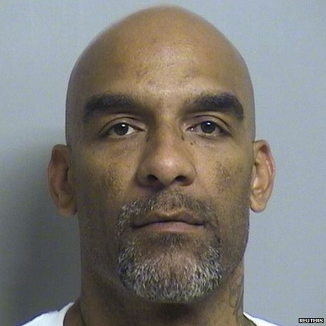 Oklahoma black suspect shooting video released