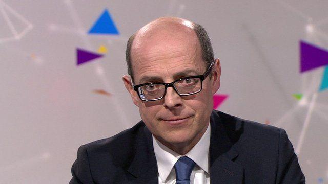 BBC's Nick Robinson