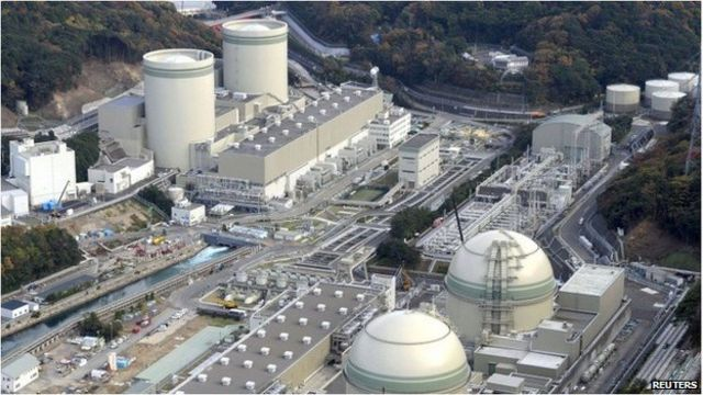 Japan court rules to restart Takahama nuclear reactors
