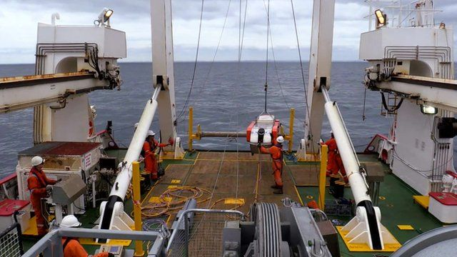 The search for MH370 continues