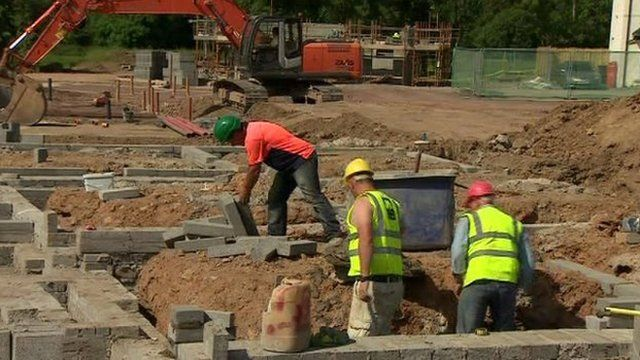The construction industry in Northern Ireland has struggled to recover from the huge property crash in 2007 and 2008