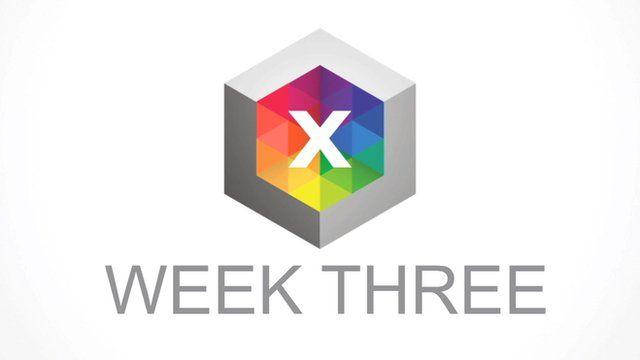 Week Three logo