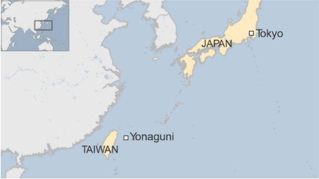 Earthquake off Taiwan and Okinawa kills one