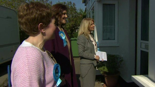 MPs canvassing