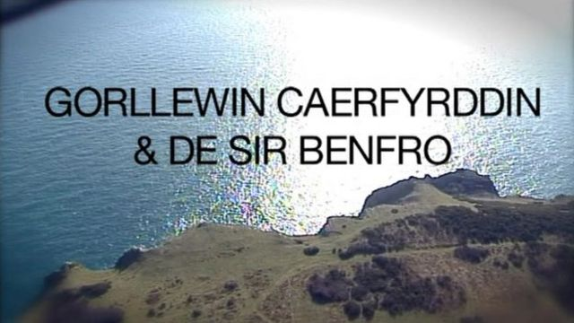 Gorllewin Caerfyrddin a De Sir Benfro