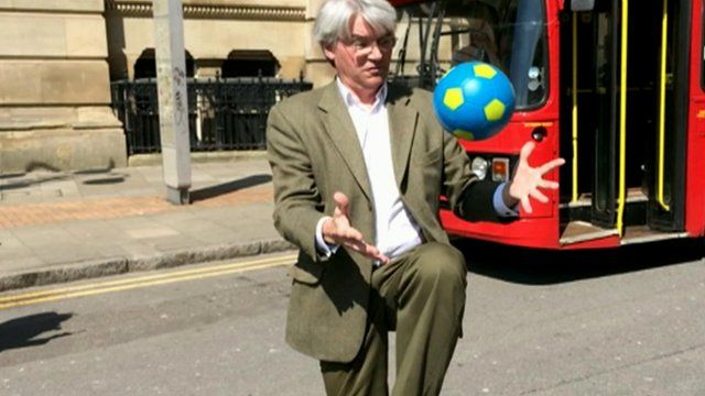 Conservative candidate for Sutton Coldfield, Andrew Mitchell