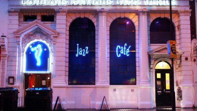 Jazz Cafe in Camden