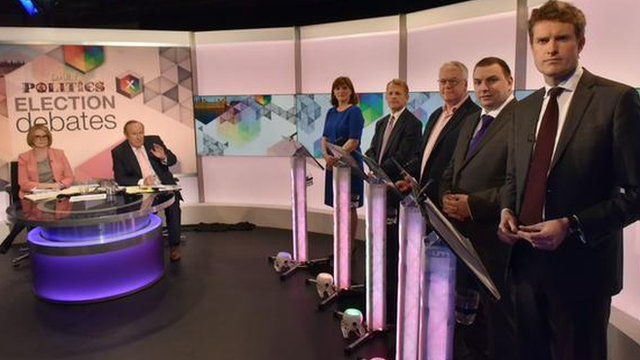 Daily Politics debate on education