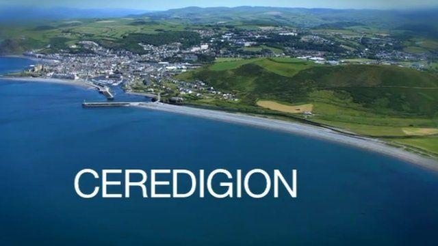 Taith etholiad BBC Cymru: Ceredigion
