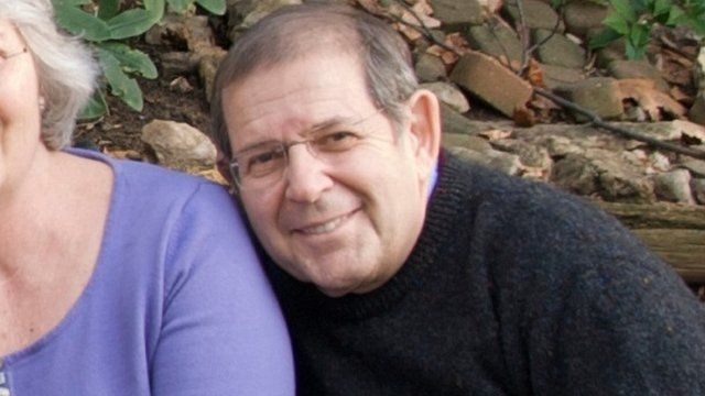 File photo of hostage Warren Weinstein, killed in a US raid against al-Qaeda in January