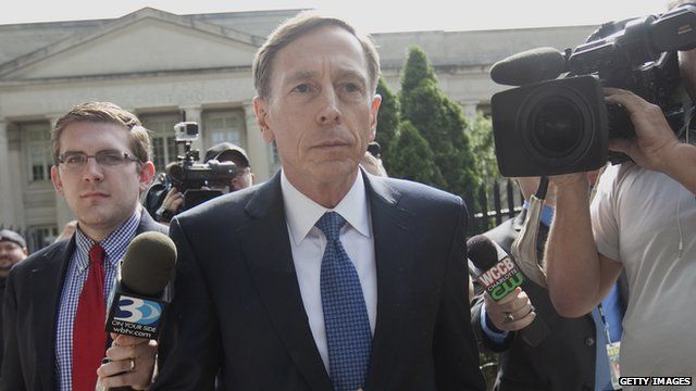 Former director of CIA and former commander of US Forces in Afghanistan Gen. David Petraeus Sentenced For Giving Classified Information To Mistress