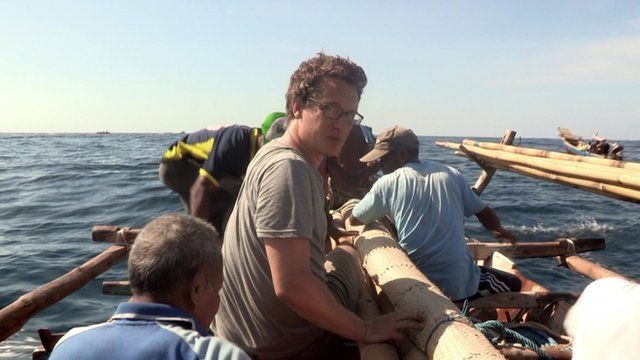 Writer Will Millard goes on a whale hunt with villagers from Lamalera in the Coral Sea