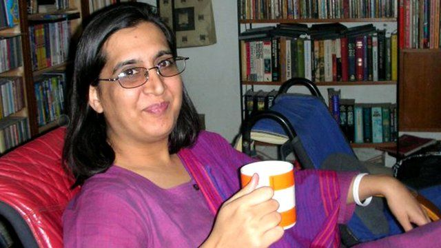 Pakistani activist Sabeen Mehmud: 'You have to take some risks'