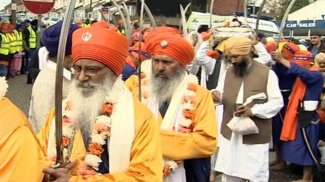Vaisakhi celebrations