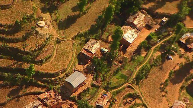 Quake destruction